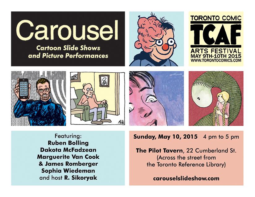 TCAF Carousel 2015 draft