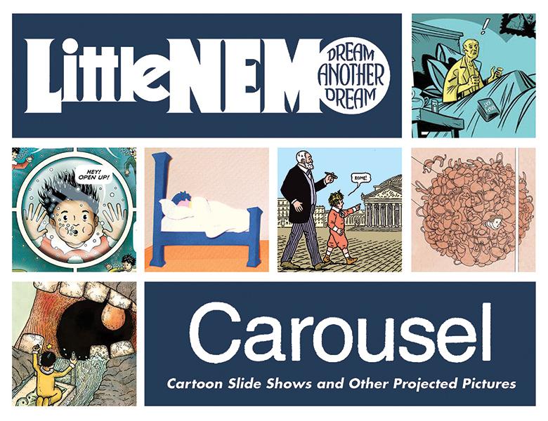 carousel Little Nemo March 2015